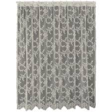 Lace Shower Curtains Sheer Buy Sheer Shower Curtains From Bed Bath U0026 Beyond