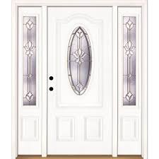 Ashworth By Woodgrain Millwork by Feather River Doors Front Doors Exterior Doors The Home Depot