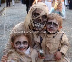 Halloween Mummy Costumes Coolest Mummy Family Costumes Costumes Halloween Costumes