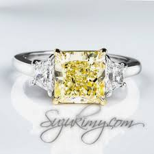Engagement Ring With Wedding Band by 3 Diamond Engagement Rings Most Popular Ideas Stylepecial