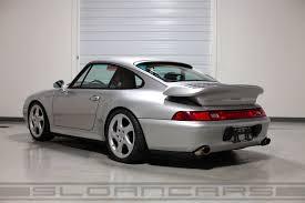 twin turbo porsche 1997 porsche 993 twin turbo arctic silver 50 878 miles sloan cars