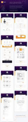 resume portfolio template bryson vcard cv resume portfolio template by arahimdesign on