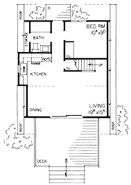 a frame floor plans a frame house plan chp 20937 at coolhouseplans
