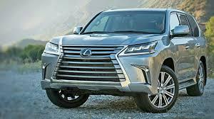lexus lx suv gas mileage lexus lx 570 2017 luxury suv youtube