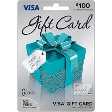 prepaid gift cards with no fees visa 100 gift card walmart