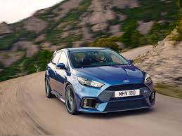 all new ford focus rs makes global auto show debut