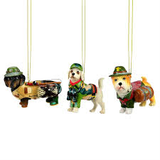 ornaments ornaments worker dogs