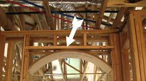 framing a window can i use 2x4 for interior door headers construction questions