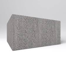 square commercial concrete planter lightweight planters unlimited