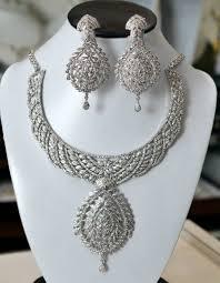 diamond set buy platinum diamond set online