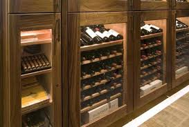 cigar humidor display cabinet humidor room vigilant works with commercial clients to build and