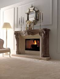 decorate fireplace with artwork decor crave