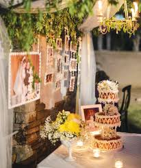 40th wedding anniversary party ideas 1st wedding anniversary party ideas gift ideas bethmaru