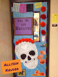 cool doors to make for your classroom hispanic heritage