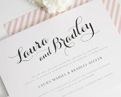 Wedding Cards Invitation Designs Calligraphy For Wedding Invitations Plumegiant Com