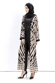 muslim kaftan abaya islamic long dress women open cardigan dubai