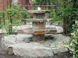 natural stone fountains home design ideas