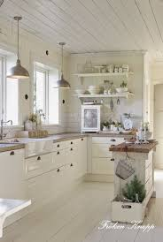 country kitchen decorating ideas on a budget white kitchen cottage coastal living