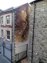 Mural Artist by Head In The Clouds Graffiti Art Bridgend R Mer Graffiti
