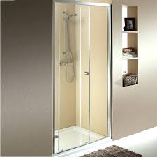 Sliding Shower Doors For Small Spaces Small Bathroom Door Bathroom Door Ideas Best Sliding Bathroom