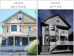 Before And After Home Exteriors by The Big Reveal 8 Elliott Place Living With Libby