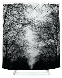 tree shower curtains teawing co