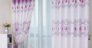 Purple Thermal Blackout Curtains by Curtains Pleasing Royal Purple Shower Curtains Striking Royal