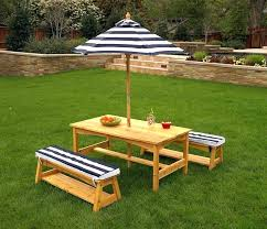 childrens wooden picnic table benches fabulous outdoor bench table set childs kids outdoor picnic table
