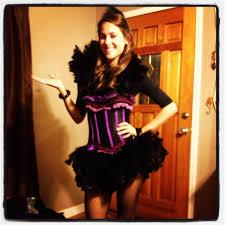 halloween corset homemade drag queen halloween costume one black leotard black