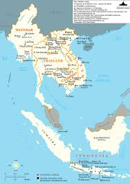 Asia Map by Maps For The Golden Lands Architecture Of Buddhism And Historical
