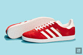 the history of the adidas gazelle complex