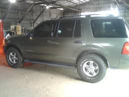 2004 ford explorer rims will i problems 285 tires v6 ford explorer and ford