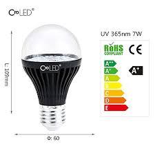 led uv light bulbs led uv light bulb croled blacklight blue bulb a19 e27 medium base