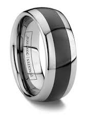 mens wedding bands that don t scratch a s guide to wearing rings how to buy a ring