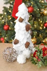 diy rose petal holiday tree courtney u0027s sweets