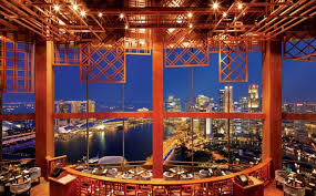 Top Rooftop Bars Singapore Equinox Restaurant Dining Luxury Hotel Singapore Swissotel