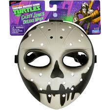 Casey Jones Halloween Costume Nickelodeon Teenage Mutant Ninja Turtles Casey Jones Deluxe Mask