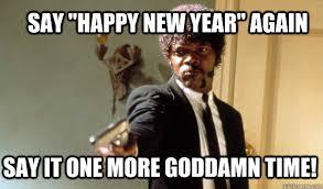 New Year Meme - happy new year 2018 funny meme images for facebook friends happy