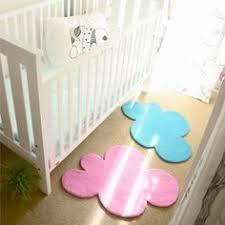 Pink Nursery Rugs Cloud Rug Felt Rug U003cregular Size U003e Pink Grey Kids Rug Nursery