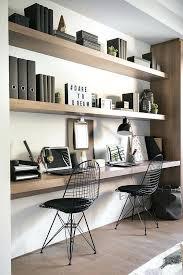 Desk Shelving Ideas Shelving Office Atken Me