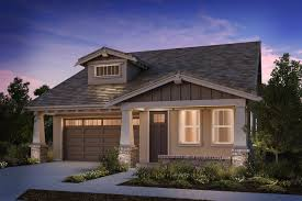 Craftsman Farmhouse Plan 1 U2013 New Home Floor Plan In Sparrow At Marsh Creek By Kb Home