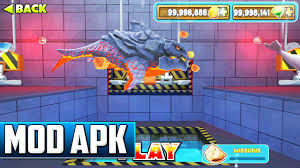 download game hungry shark evolution mod apk versi terbaru hungry shark evolution mod apk 4 9 0 unlimited gems coins unlocked