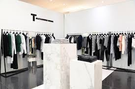 alexander wang opens first ever u0027t by alexander wang u0027 store in