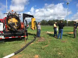 truck mounted hydro vacuum excavator
