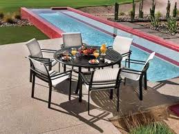 Winston Patio Furniture by Winston Southern Cay Sling Collection
