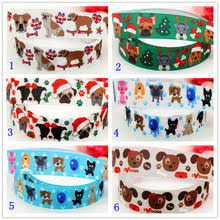 christmas ribbon wholesale popular christmas ribbon dog buy cheap christmas ribbon dog lots