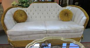 Tufted Vintage Sofa by Used Furniture Gallery