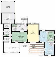 plan de chambre superbe plan chambre parentale avec salle de bain et dressing 14