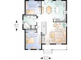 simple house floor plans simple one bedroom house plans capitangeneral