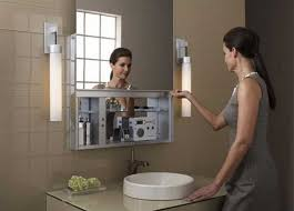 bathroom mirrors with storage ideas bathroom mirror with storage design home interior exterior